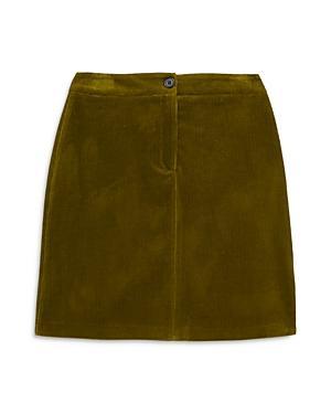 The Kooples Corduroy Mini Skirt