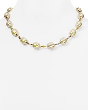 Lauren Ralph Lauren Collar Necklace, 16