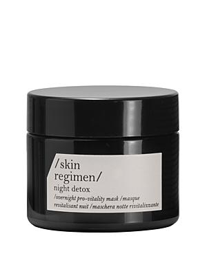 /skin Regimen/ Night Detox