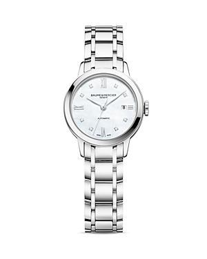 Baume & Mercier Classima Watch, 27mm