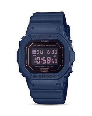 G-shock Dw-5600 Watch, 42.8mm