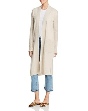 Aqua Cashmere Long Open Cardigan - 100% Exclusive