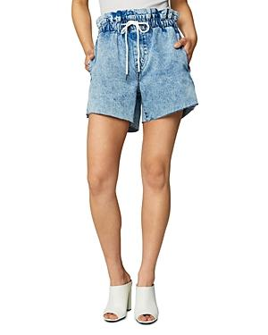 Blanknyc Drawstring Denim Shorts