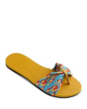 Havianas Women's You St. Tropez Mesh Sandals