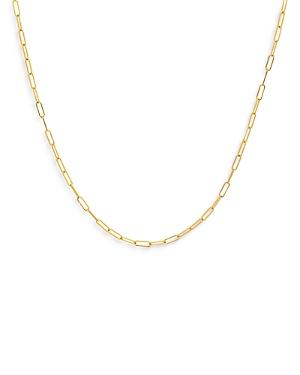 Zoe Lev 14k Yellow Gold Chain Necklace, 18