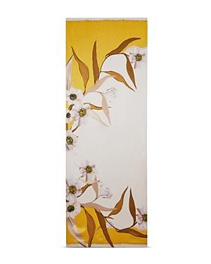 Ted Baker Caitiee Silk Printed Long Scarf