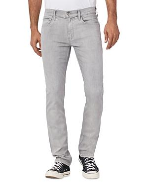 Paige Federal Straight Fit Jeans In Gunnar