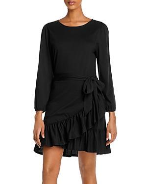 Rebecca Minkoff Josephine Ruffled Mini Dress