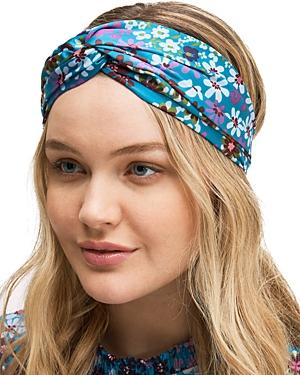 Kate Spade New York Pacific Petals Silk Headband