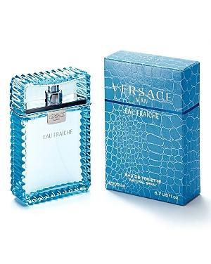 Versace Eau Fraiche Eau De Toilette 6.7 Oz.