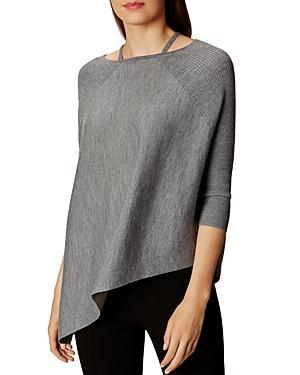 Karen Millen Asymmetric Wool Sweater