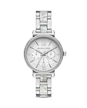 Michael Kors Sofie Cloud Link Bracelet Watch, 36mm
