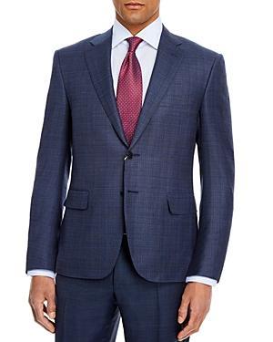 Canali Classic Fit Textured Sport Coat