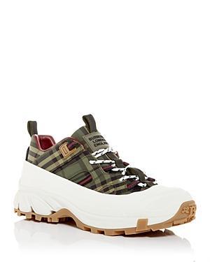 Burberry Men's Arthur Low Top Sneakers