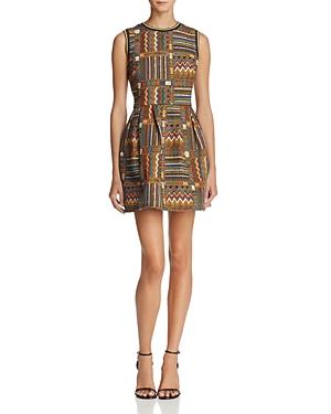 Molly Bracken Aztec Print Dress