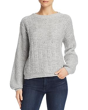 Sage The Label Sunday Feels Crosshatch Sweater