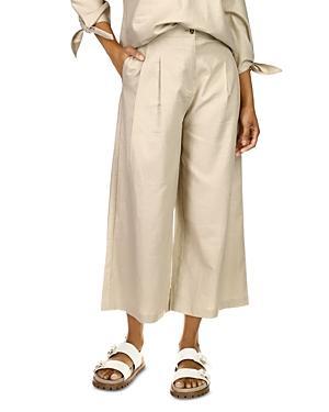 Michael Michael Kors Cropped Wide Leg Pants