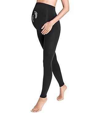 Wolford Semi-sheer Maternity Leggings