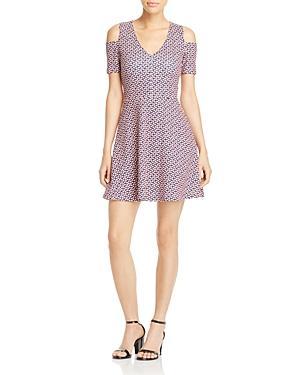 Aqua Pinwheel Dress