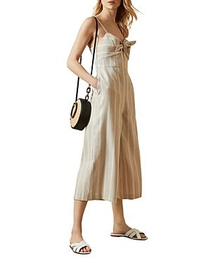 Ted Baker Dacey Striped Jumpsuit
