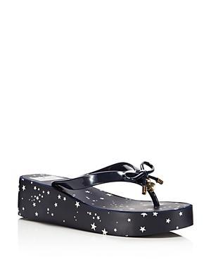 Kate Spade New York Women's Rhett Wedge Flip-flops