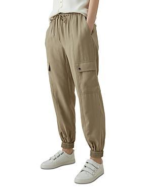 Karen Millen Utility Jogger Pants