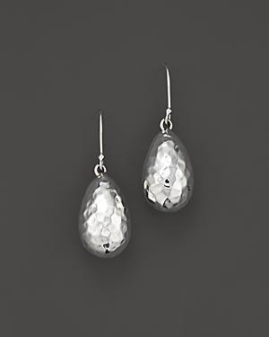 Ippolita Sterling Silver Glamazon Medium Raindrop Bead Earrings