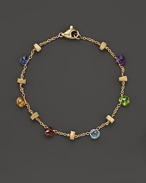 Marco Bicego Paradise Mixed Sapphires Bracelet