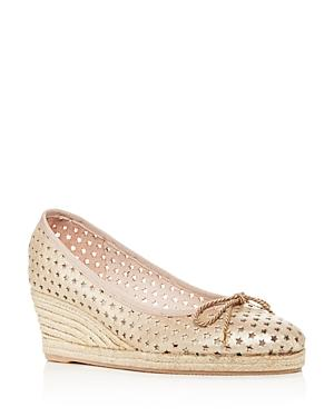 Paul Mayer Women's Julep Espadrille Wedge Flats
