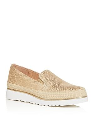 Donald Pliner Women's Finni Wedge Loafer Sneakers