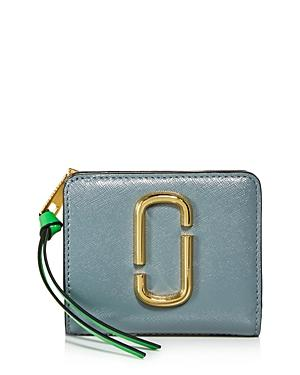Marc Jacobs Mini Leather Compact Wallet