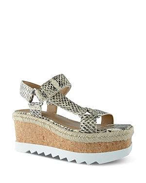 Marc Fisher Ltd. Women's Strappy Wedge Sandals