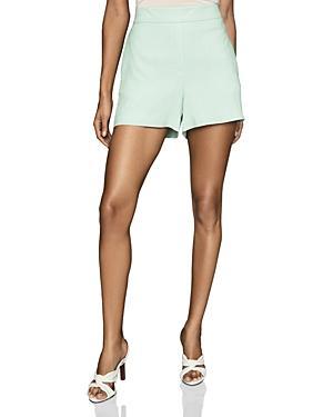 Reiss Lana Plisse Shorts