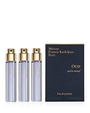 Maison Francis Kurkdjian Oud Satin Mood Travel Spray Refill Set