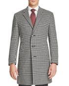 Canali Woven Overcoat