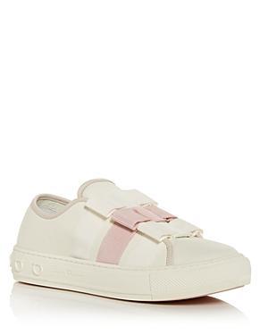 Salvatore Ferragamo Women's Nataly Low Top Sneakers