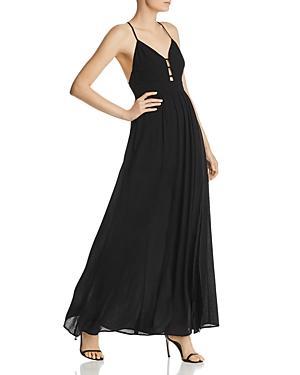 Aqua Strappy Maxi Dress - 100% Exclusive