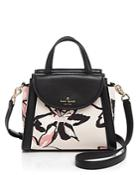 Kate Spade New York Cobble Hill Floral Small Adrien Satchel
