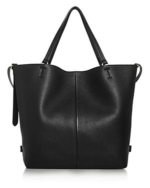 Max Mara Plage Medium Leather Tote
