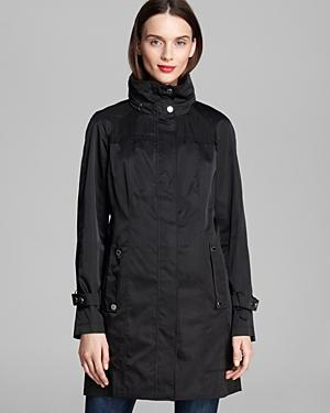 Calvin Klein Long Packable Anorak