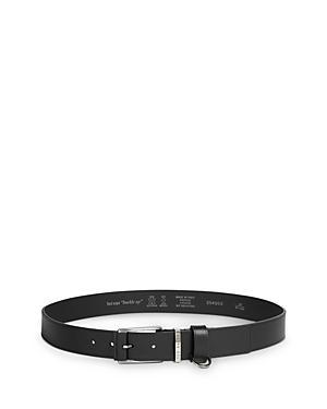Ted Baker Men's Saffiano Leather Belt