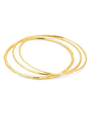 Gorjana Quinn Delicate Bangle Bracelets