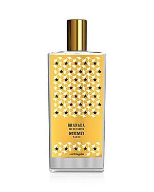 Memo Paris Granada Eau De Parfum 2.5 Oz.