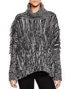 Generation Love Fringe Turtleneck Sweater