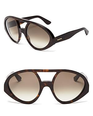 Valentino Aviator Sunglasses