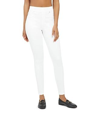 Spanx Distressed Skinny Jeggings