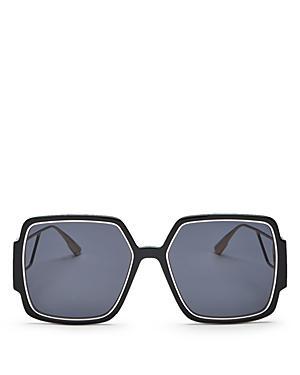 Dior Women's Square Sunglasses, 57mm