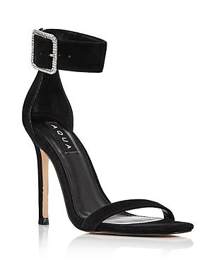Aqua Women's Blair High-heel Sandals - 100% Exclusive