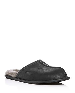 Ugg Men's Scuff Leather Slippers