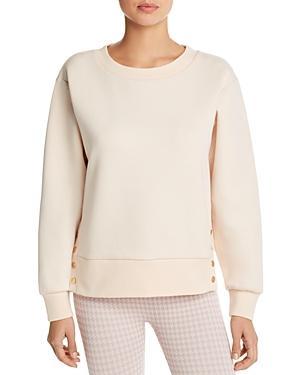 Varley Hardy Side-snap Sweatshirt